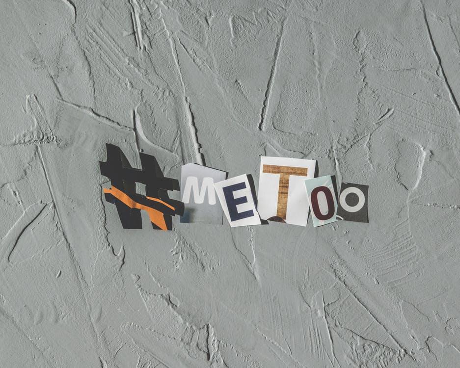 MeToo blottade övergrepp och orättvisor